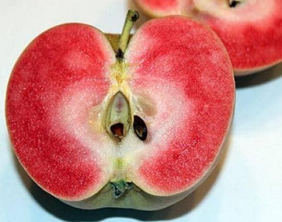 Спелый плод