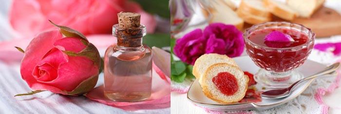 Использование розы морщинистой