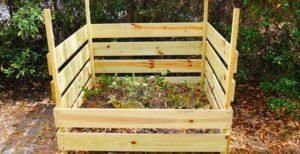 Организация компостной ямы