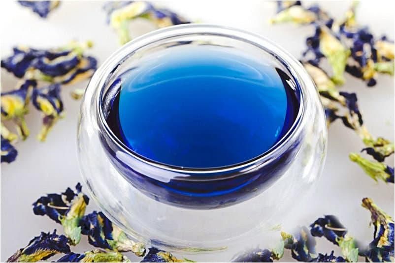 Чай из бутонов цветка